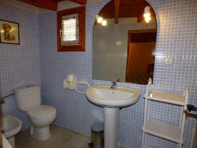 baño apartamento