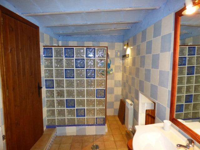 baño borda ducha