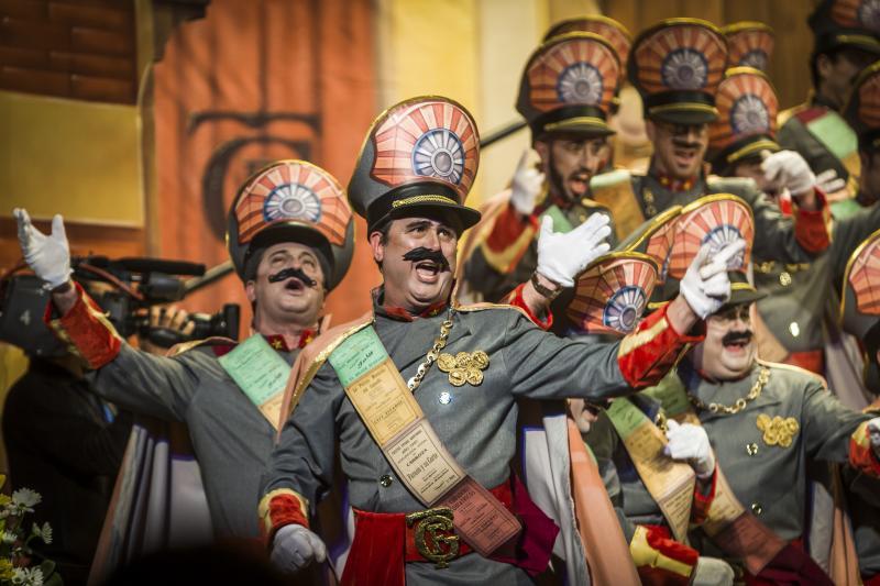 turismo cadiz chirigota carnaval