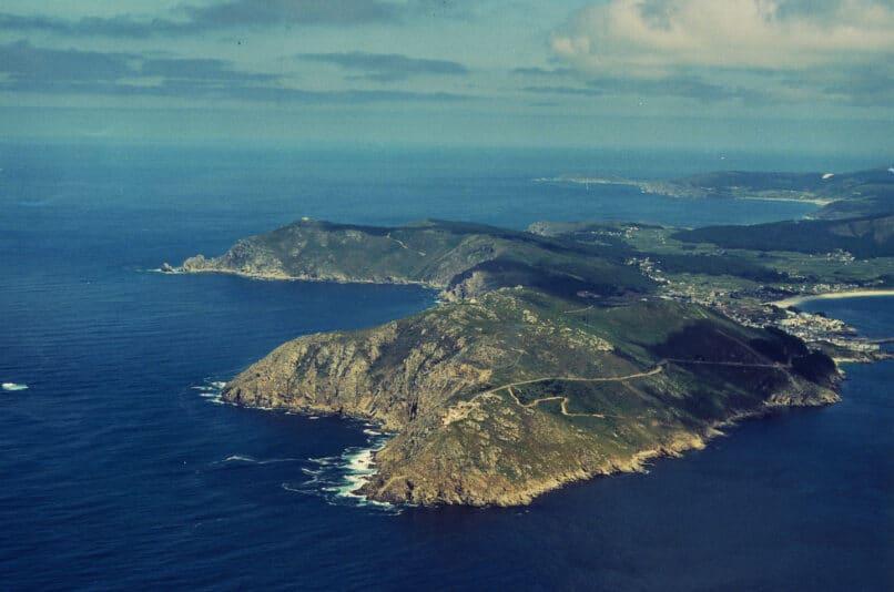 Cabo Finisterre en Galicia